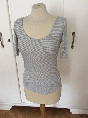 Shirt, H&M, tiefer rückenausschnitt