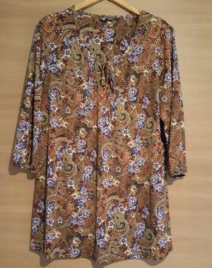 Shirt Halbarm Paisley Gr. 46 #426
