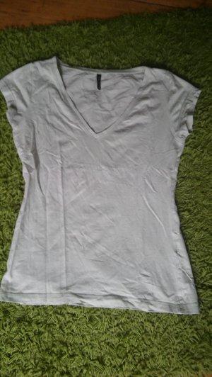 Shirt hellgrün von Amisu Größe 36
