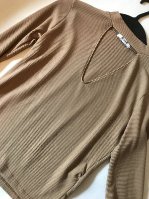 Shirt in Beige