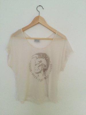 Shirt in Creme von Diesel