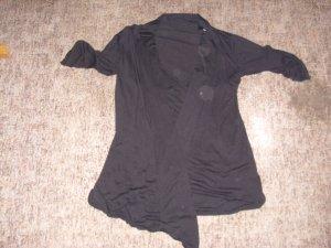 Camicia nero Viscosa