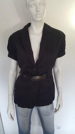 Flame Shirtjack zwart