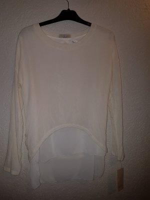 Waterval shirt wit