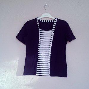 Shirt in Matrosen Optik