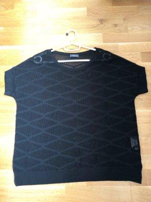 Shirt in Mesh Optik Gr. L
