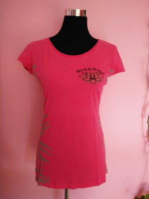 Shirt in pink von Rich & Royal (K3)