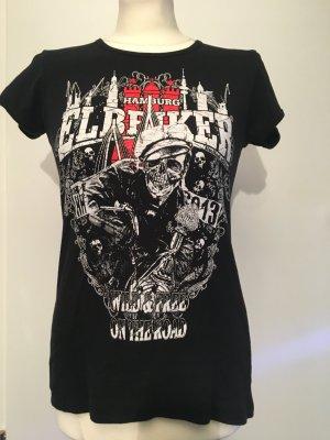 Shirt in s biker style
