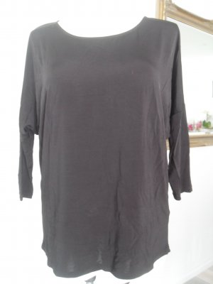 Shirt in schwarz Lawrence Grey