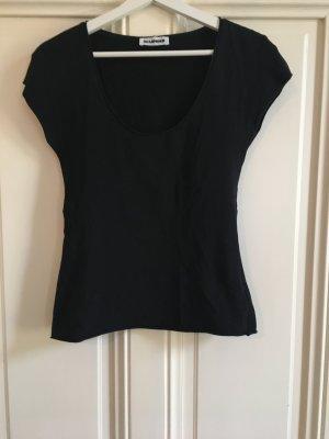 Jil Sander Camiseta negro