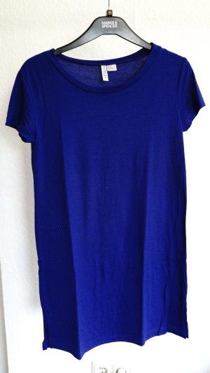 H&M Robe t-shirt bleu