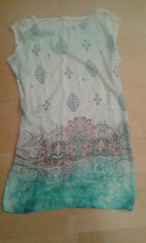 Shirt-Kleid von Promod mit super schönen Mustern