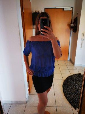 Shirt königsblau
