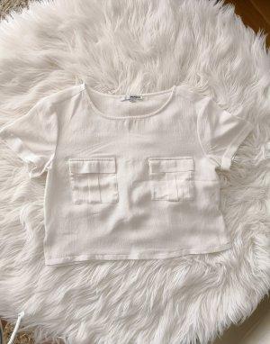 Shirt kurzer Schnitt mit Taschen