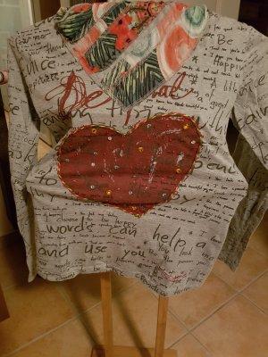 Shirt langärmelig desigual