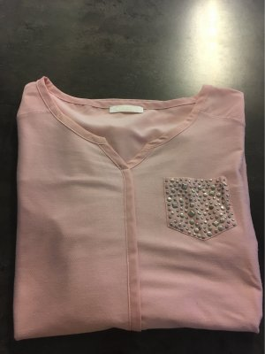 Airfield Long Shirt pink