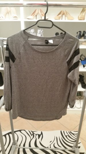 Shirt langarm H&M Größe S