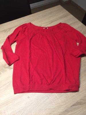 Shirt langarm rot Esprit