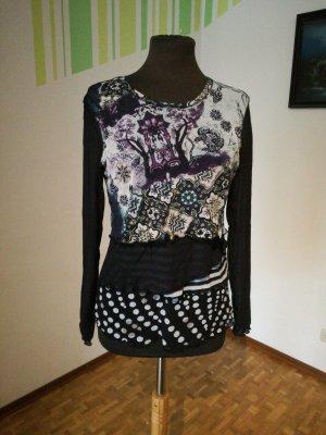 Shirt langarm von Bonita