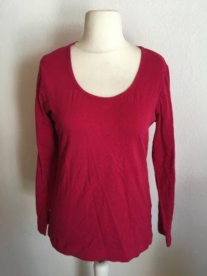 Shirt Langarmshirt Longsleeve pink Gr. L