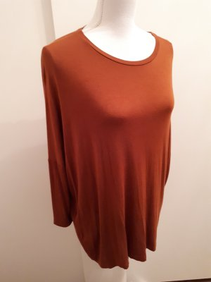 Shirt Langarmshirt Oversize