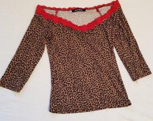 Tally Weijl Camisa larga multicolor