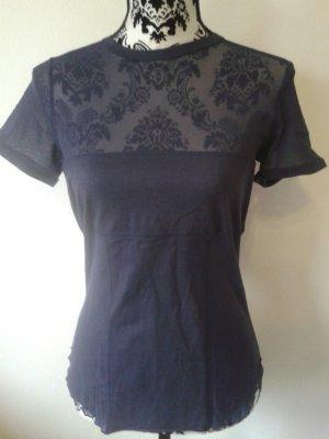 Shirt * lila * Girbaud * 38/40