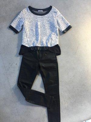 Liu jo Shirt white-black