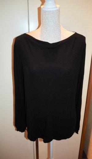 Shirt Longshirt Damen schwarz Marc O Polo S/M 36/38