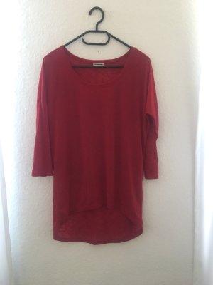 Shirt / Longshirt mit Rückenprint