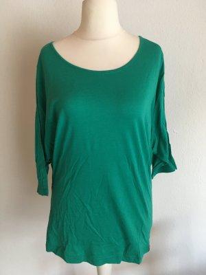 Shirt Longshirt Oberteil Oversized grün edc Esprit
