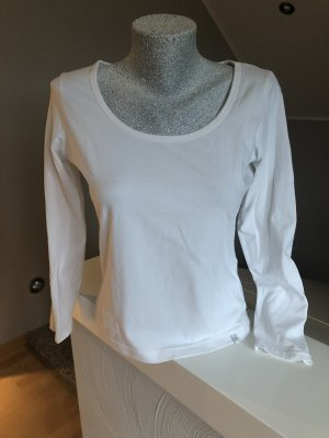 Shirt, Longsleeve der Marke Saix, weiß-Creme, Größe M, top Zustand