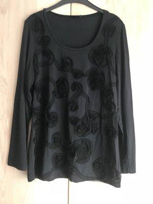 Shirt Longsleeve von Airfield in schwarz