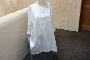 Camiseta blanco Algodón