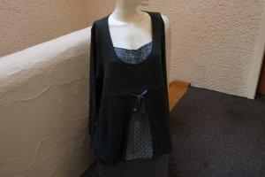 #Shirt m. Stoffeinsätze, Gr. 44/46, #NEU, #tanne, #Your Life your Fashion