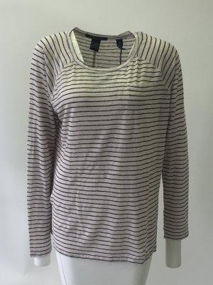 Shirt - Maison Scotch - NEU - gestreift