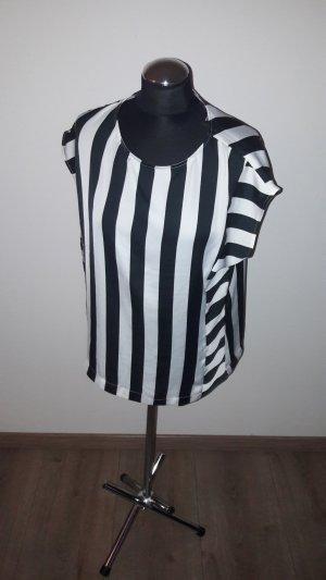 shirt mango gr. s gestreift