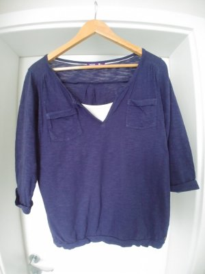 Shirt Mexx dunkelblau Gr. M