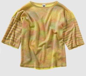 Shirt Missoni Strick und Seide in Kombi edel leger trendy
