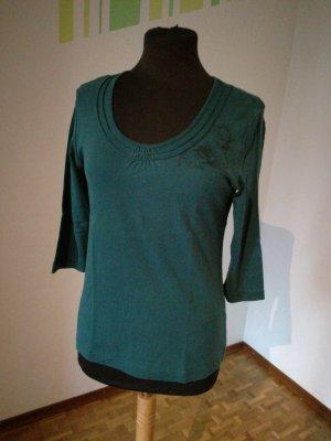 Shirt mit 3/4 Ärmel von S. oliver