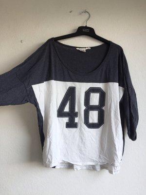 Shirt mit 3/4 Ärmeln