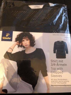 Shirt mit 3/4Ärmeln