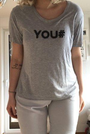 Shirt mit Ansage