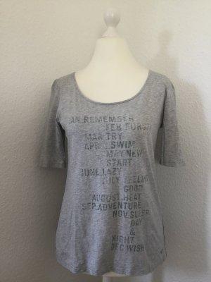Shirt mit Aufdruck von Esprit in Gr. L