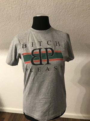 """Shirt mit """"Bitch Please"""" Aufschrift von Snipes"""