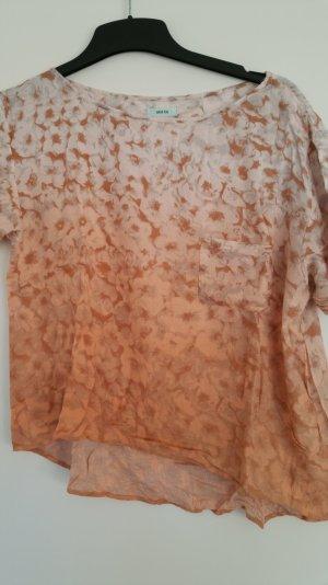 Shirt mit Blütenmuster von Urban Outfitters Größe S