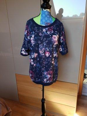 Shirt mit blumen Muster