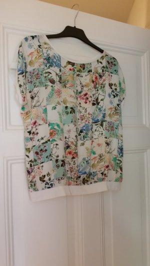 Shirt mit Blumenprint von Promod