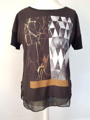 Shirt mit Blusenfront von Rich & Royal