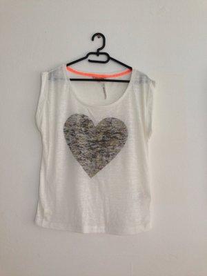 Shirt mit Camouflage-Print